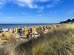 Strand in Scharbeutz / imago stock & people