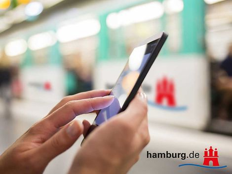 Werben im offiziellen Stadtportal - hamburg.de