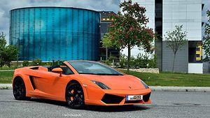 Lamborghini Gallardo / © Motion Drive