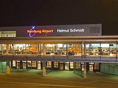 Helmut Schmidt Flughafen Hamburgde