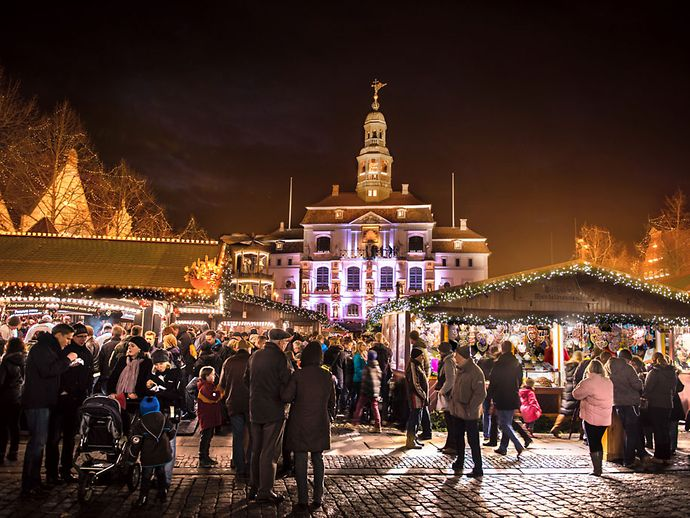 Weihnachtsmarkt Morgen.Die Schönsten Weihnachtsmärkte Im Hamburger Umland Hamburg De