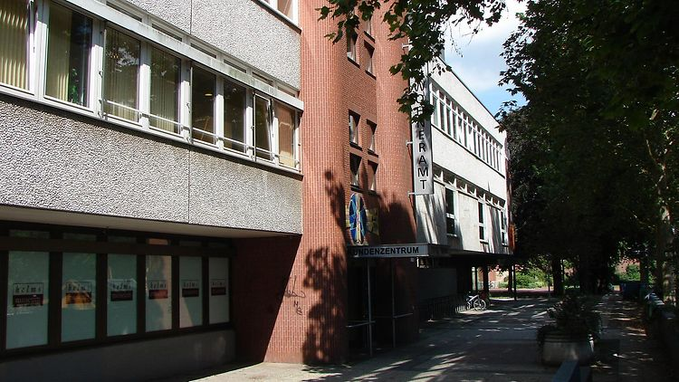 Gebäude Harburger Rathauspassage 2