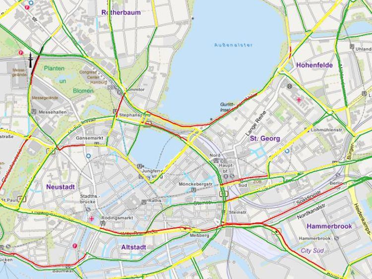 Hamburg Hauptbahnhof Karte.Hauptbahnhof Hamburg Bilder Infos Hamburg De