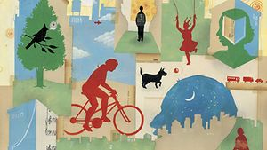 Stadt Illustration / imago stock & people