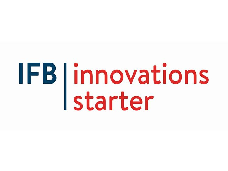 IFB Innovationsstarter Logo