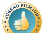 Logo Jugendfilmjury. / Jugendinformationszentrum