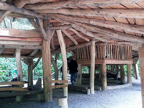 Waldspielplatz im Niendorfer Gehege / Gesche zu Jührden