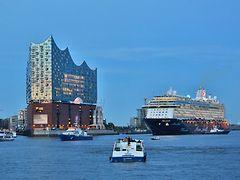 Mein Schiff 6 In Hamburg Hamburgde