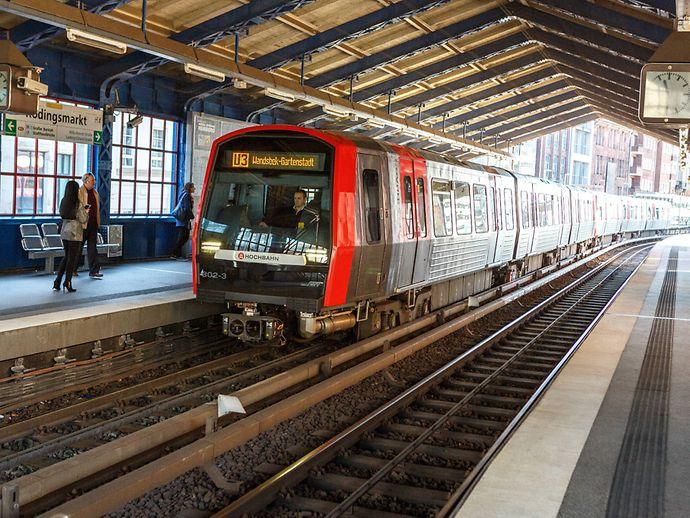 U-Bahn-Dating-Politik
