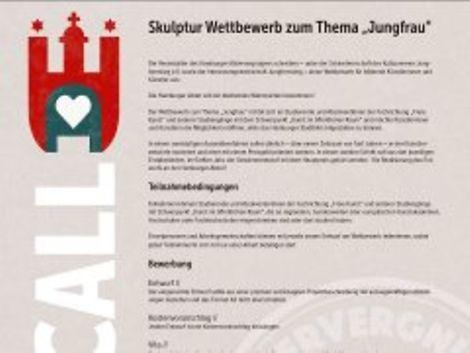 Open Call Alstervergnügen 2016 / RSW Veranstaltungs GmbH