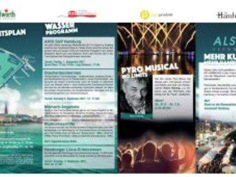 Übersichtsplan Alstervergnügen 2016 / RSW Veranstaltungs GmbH