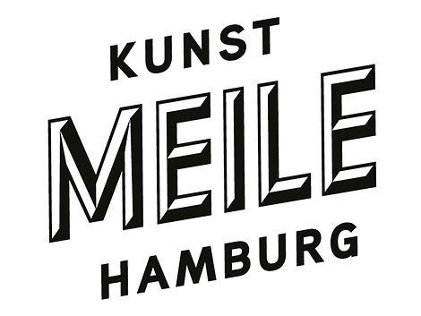 Logo Kunstmeile Hamburg / Kunstmeile Hamburg
