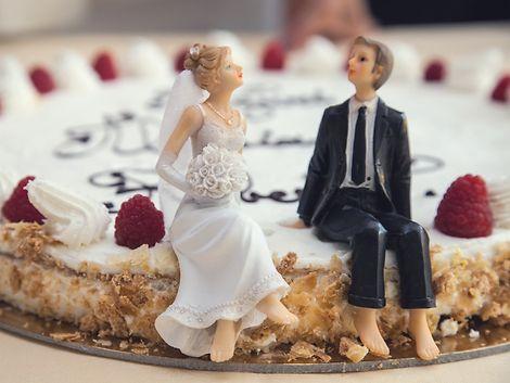 Hochzeit und Finanzen